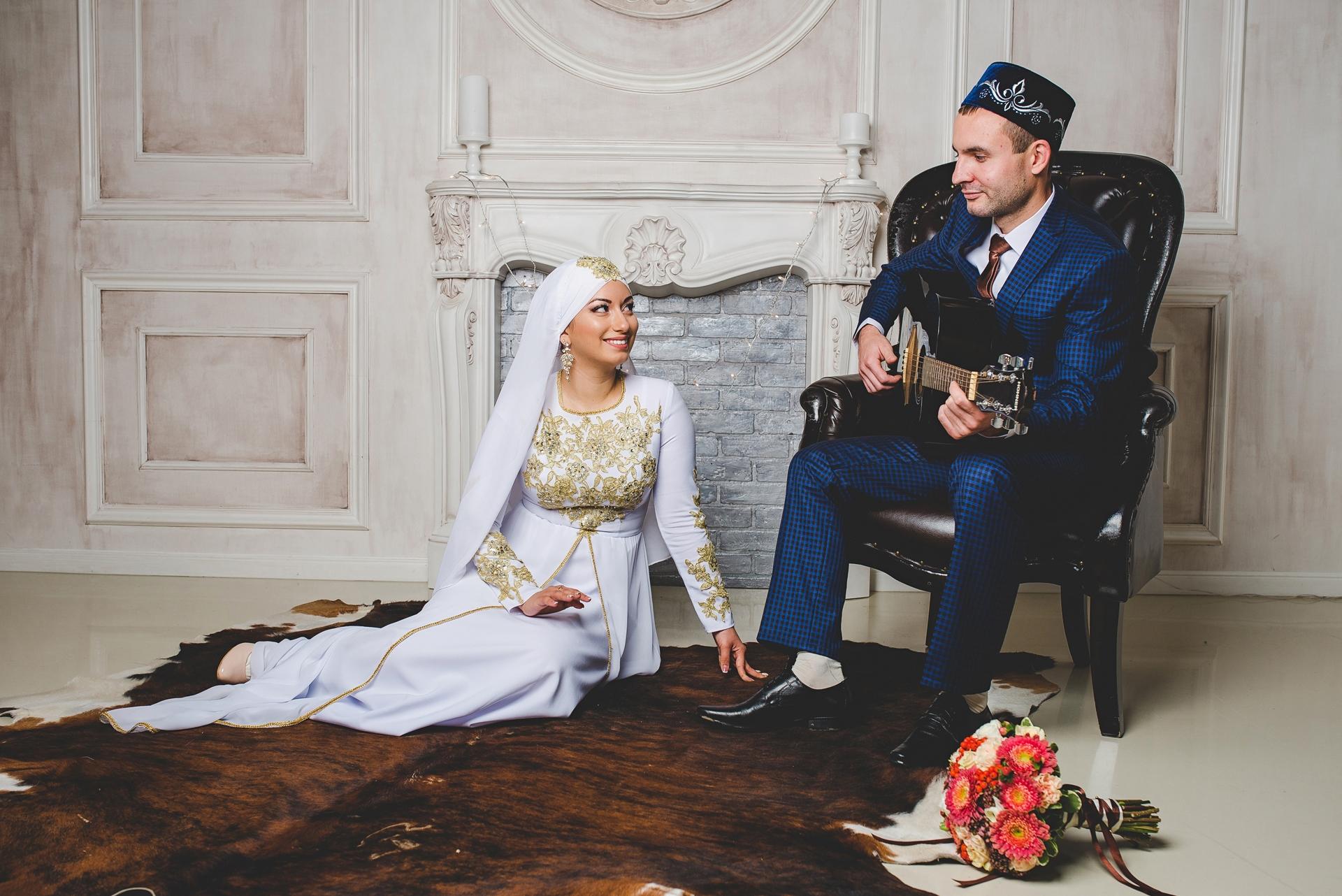 Открытки поздравления с никахом на русском языке в стихах